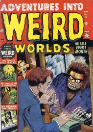 Adventures Into Weird Worlds 1952 - 1954 #6