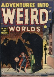 Adventures Into Weird Worlds 1952 - 1954 #7