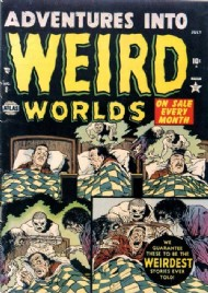 Adventures Into Weird Worlds 1952 - 1954 #8