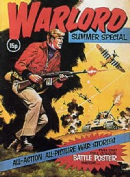 Warlord Summer Special 1975 - 1989 #1975