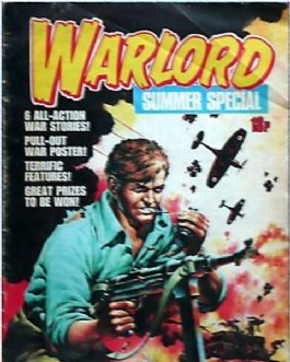 Warlord Summer Special #1976