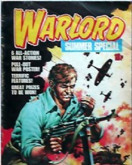 Warlord Summer Special 1975 - 1989 #1976