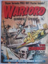 Warlord Summer Special 1975 - 1989 #1977