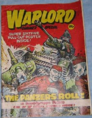Warlord Summer Special 1975 - 1989 #1978