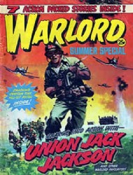Warlord Summer Special 1975 - 1989 #1979
