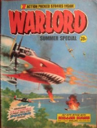 Warlord Summer Special 1975 - 1989 #1980