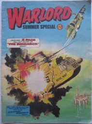 Warlord Summer Special 1975 - 1989 #1981