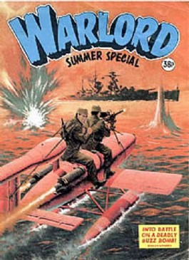 Warlord Summer Special #1982