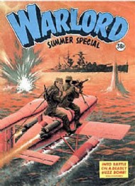 Warlord Summer Special 1975 - 1989 #1982