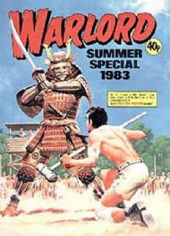 Warlord Summer Special 1975 - 1989 #1983
