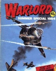 Warlord Summer Special 1975 - 1989 #1984