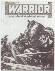 Warrior (1st Series) 1974 - 1975 #1
