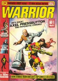 Warrior (2nd Series) 1982 - 1986 #1