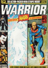 Warrior (2nd Series) 1982 - 1986 #2