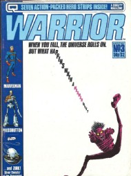 Warrior (2nd Series) 1982 - 1986 #3