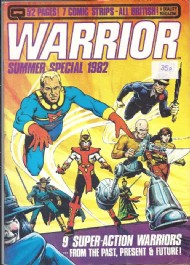 Warrior (2nd Series) 1982 - 1986 #4