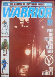 Warrior (2nd Series) 1982 - 1986 #5