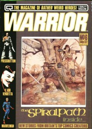 Warrior (2nd Series) 1982 - 1986 #6