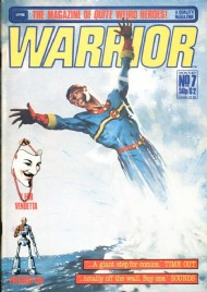 Warrior (2nd Series) 1982 - 1986 #7