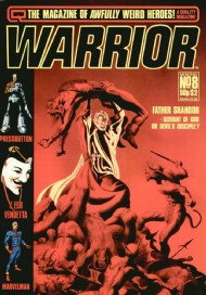 Warrior (2nd Series) 1982 - 1986 #8