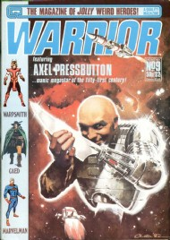 Warrior (2nd Series) 1982 - 1986 #9