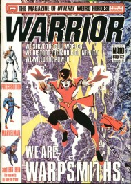 Warrior (2nd Series) 1982 - 1986 #10