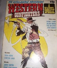 Western Gunfighters Special 1980 - 1981 #1980