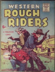 Western Rough Riders 1955 #1