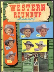 Western Roundup Annual  #1958