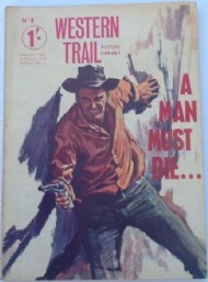 Western Trail Picture Library 1966 - #6