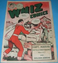 Whiz Comics (2nd Series) 1946 - #61