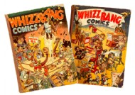 Whizz Bang Comics Annual  #1942