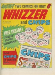 Whizzer & Chips 1969 - 1990 #1