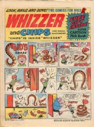 Whizzer & Chips 1969 - 1990 #2