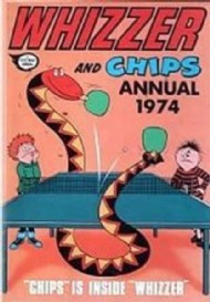 Whizzer and Chips Annual 1971 - 1994 #1974