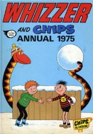 Whizzer and Chips Annual 1971 - 1994 #1975