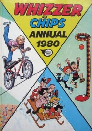Whizzer and Chips Annual 1971 - 1994 #1980