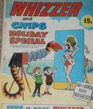 Whizzer and Chips Holiday Special 1970 - 1993 #1972