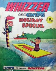 Whizzer and Chips Holiday Special 1970 - 1993 #1973