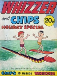 Whizzer and Chips Holiday Special 1970 - 1993 #1974