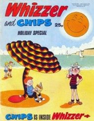 Whizzer and Chips Holiday Special 1970 - 1993 #1976