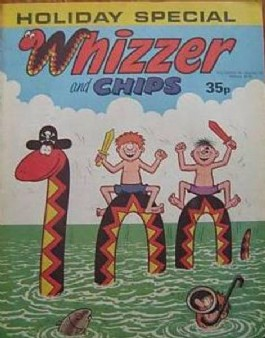 Whizzer and Chips Holiday Special #1978