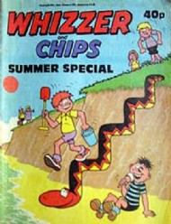 Whizzer and Chips Holiday Special 1970 - 1993 #1979