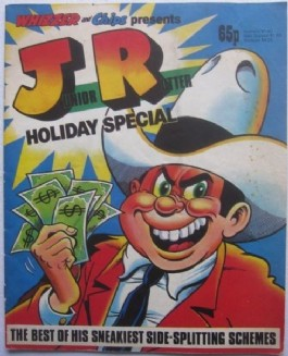Whizzer and Chips Junior Rotter Holiday Special #1986