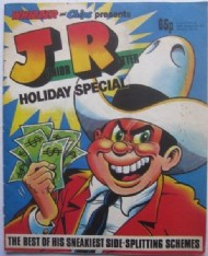 Whizzer and Chips Junior Rotter Holiday Special 1986 #1986