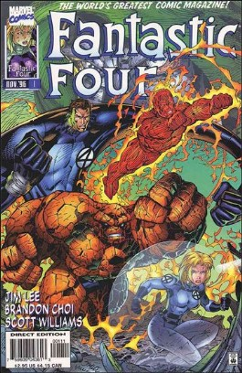Fantastic Four (2nd Series) #1