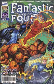 Fantastic Four (2nd Series) 1996 - 1997 #1