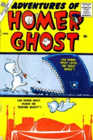 Adventures of Homer Ghost 1957 #1