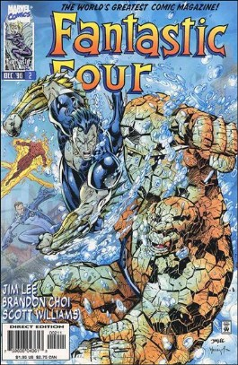 Fantastic Four (2nd Series) #2