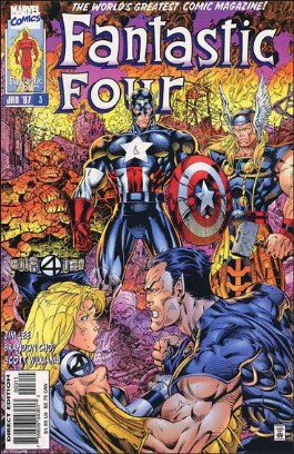 Fantastic Four (2nd Series) #3
